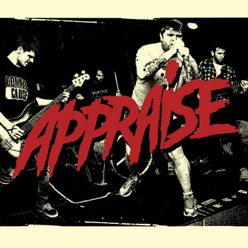 "APPRAISE ""Appraise"" 7"" (1st press, clear)"