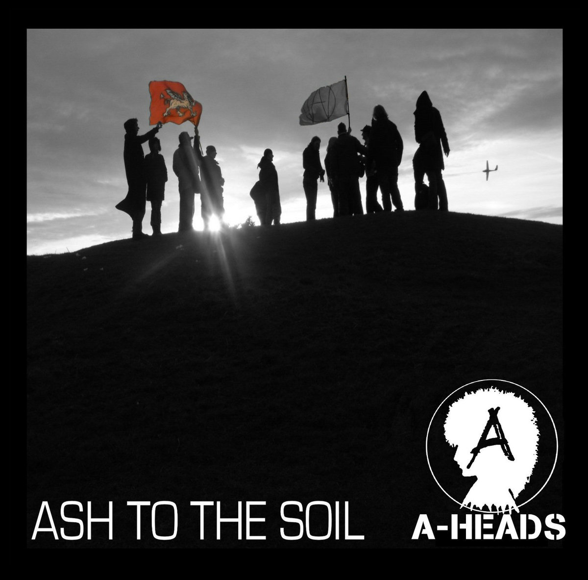 "A-HEADS ""Ash to the soil"" LP"