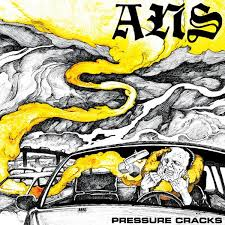 "A.N.S. ""Pressure cracks\"" LP"