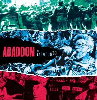 "ABADDON ""Jarocin \'83\"" 12\""+CD   (orange)"