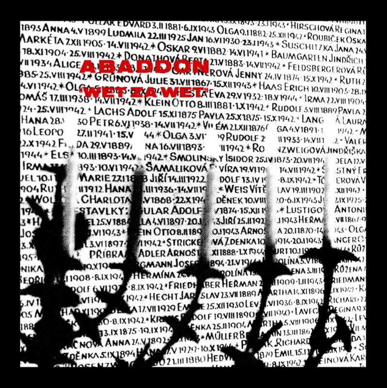 "ABADDON ""Wet za wet"" LP  (black)"