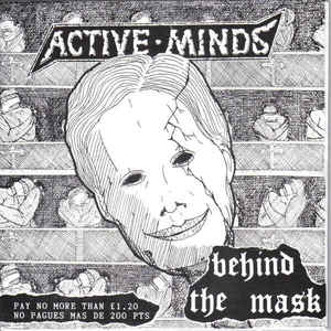 "ACTIVE MINDS ""Behind the mask"" EP"