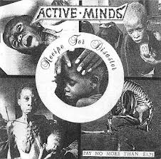 "ACTIVE MINDS ""Recipe for disaster""  EP"