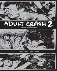 """ADULT CRASH 2"" Book (+ comp. 7"")"