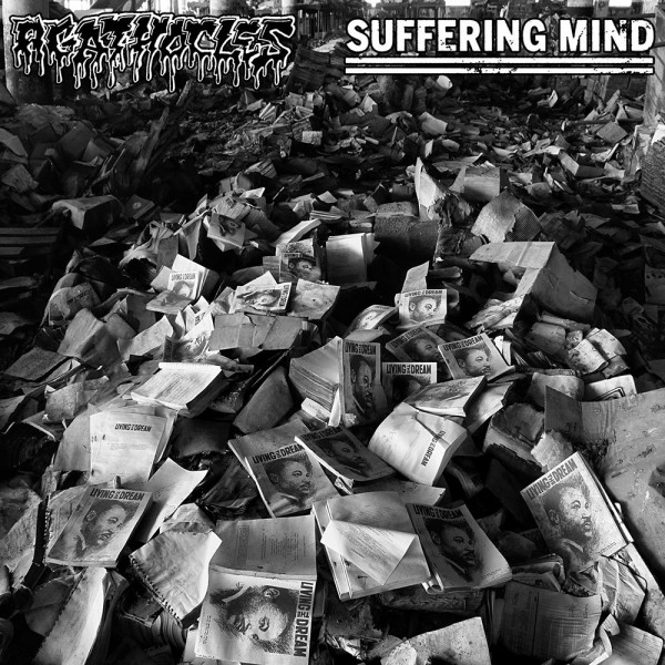 AGATHOCLES/SUFFERING MIND split EP