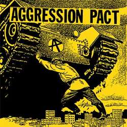 "AGGRESSION PACT ""Aggression Pact""  EP"