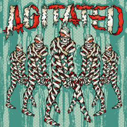 "AGITATED ""Agitated"" EP"