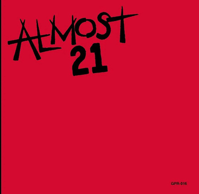 "ALMOST 21 ""Almost 21"" EP"