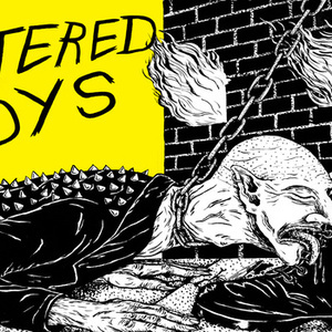 "ALTERED BOYS ""Left behind"" EP"