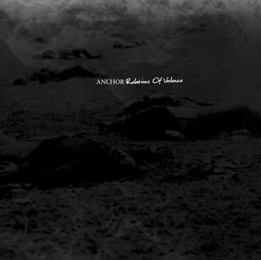 "ANCHOR ""Relations of violence\"" EP (2nd press, black)"