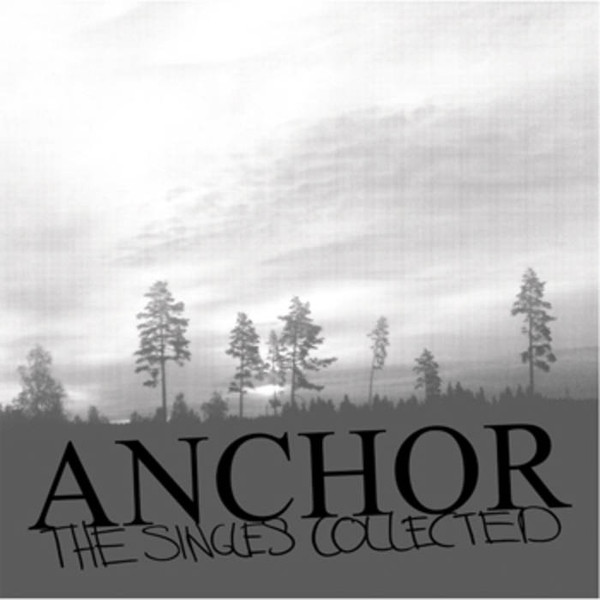 "ANCHOR ""The Singles collected"" LP  (red)"