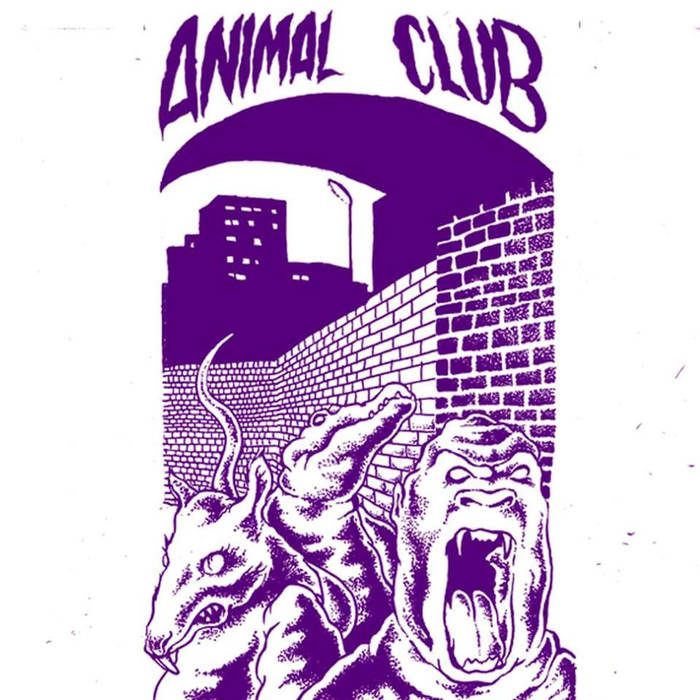 "ANIMAL CLUB ""Animal Club"" demo CS"