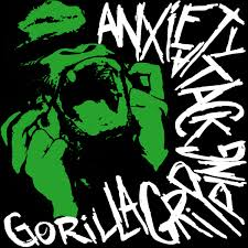 ANXIETY ATTACK/GORILLA GRIPPING  split  EP