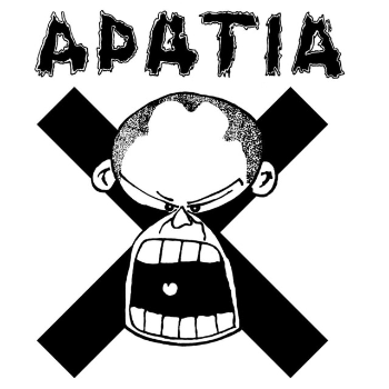 "APATIA ""Demo 1990"" LP  (test press)"