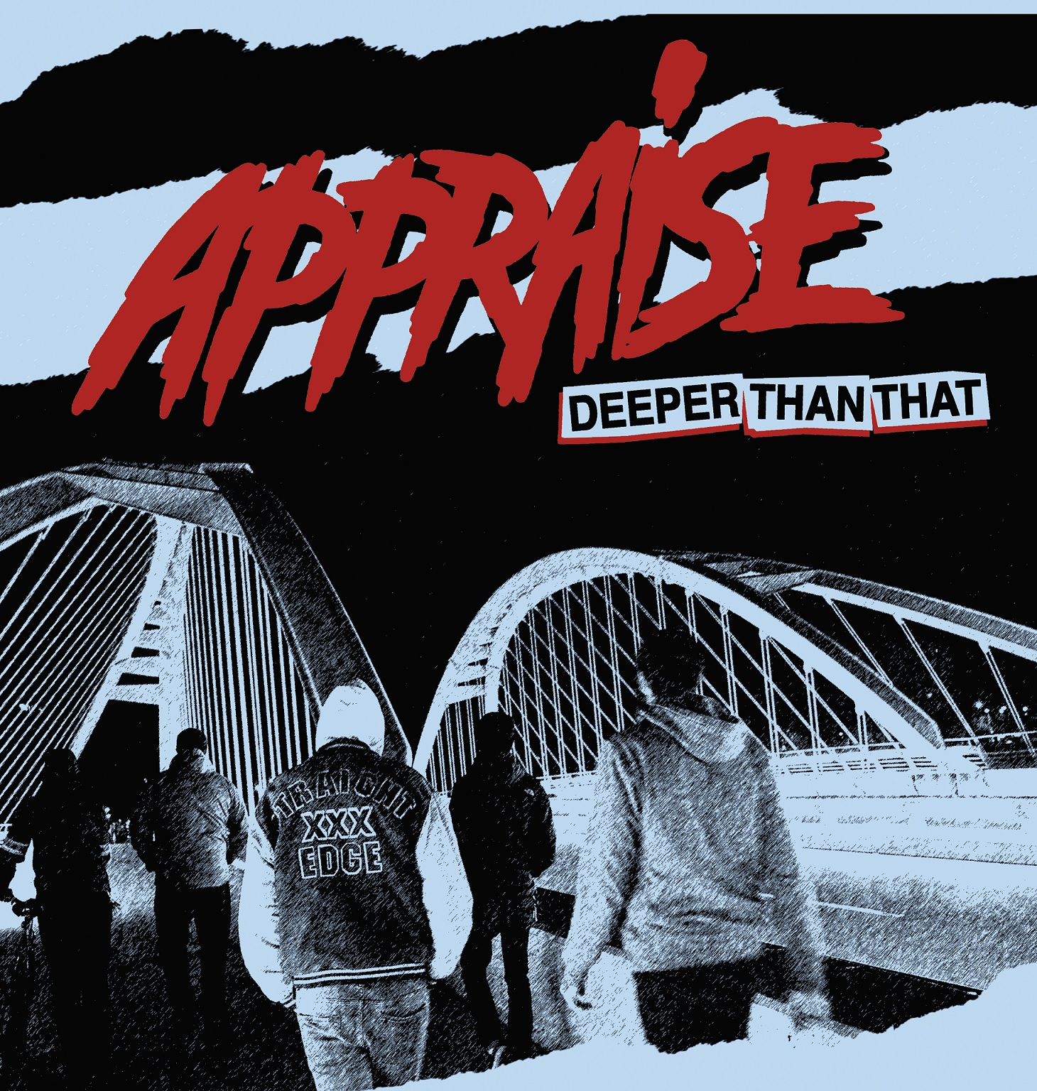 "APPRAISE ""Deeper than that"" 12"" (2nd press)"