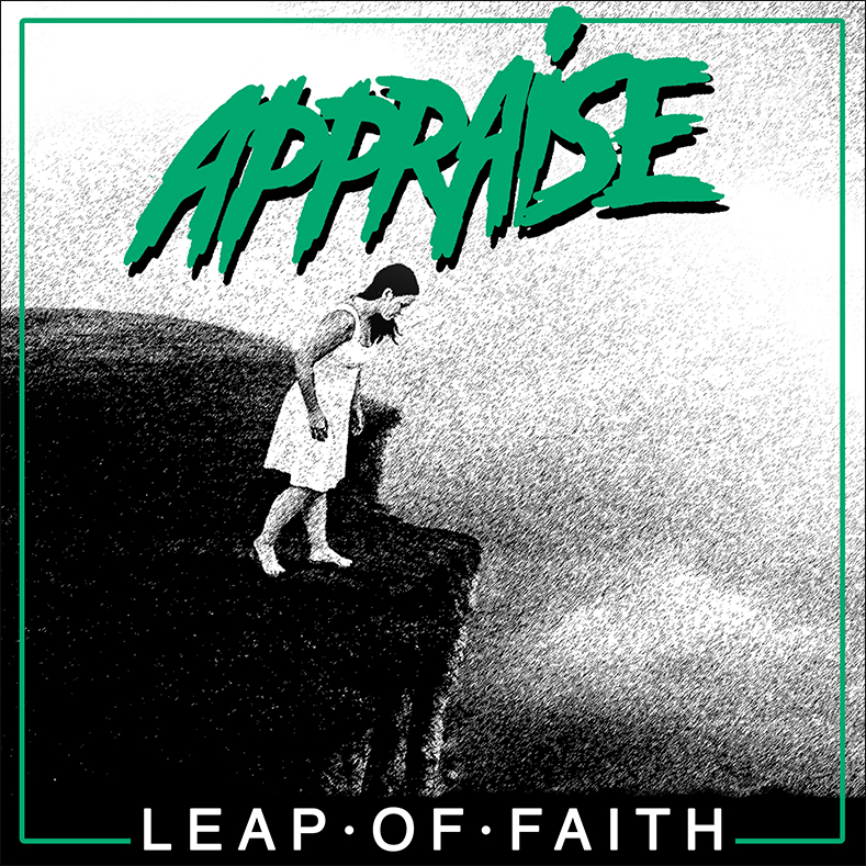 "APPRAISE ""Leap of faith"" EP (green) PRE-ORDER"