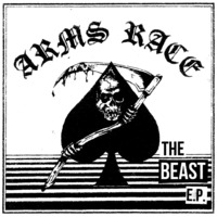 "ARMS RACE ""The beast E.P."" EP"
