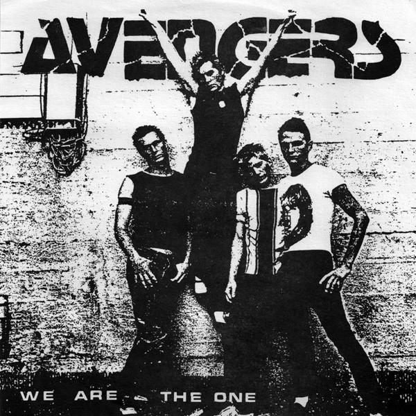 "AVENGERS ""We are the one"" EP"