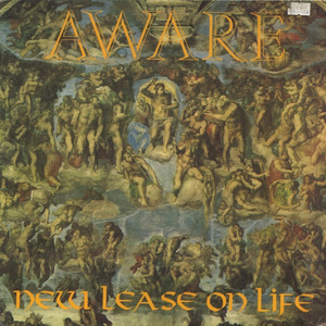 "AWARE ""New lease on life\"" LP"