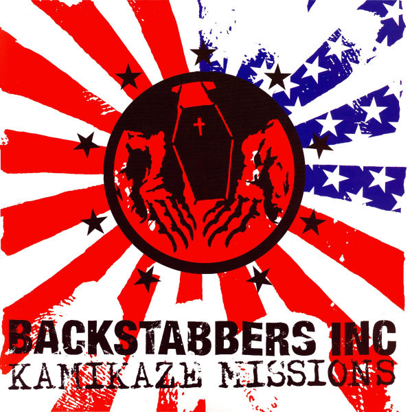 "BACKSTABBERS INC ""Kamikaze mission"" LP"