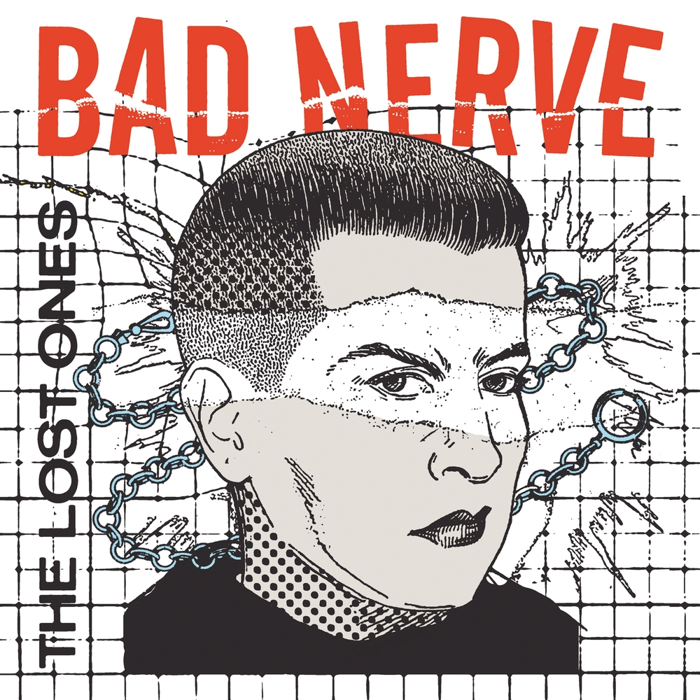 "BAD NERVE ""The lost ones"" CS"