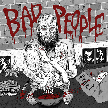 "BAD PEOPLE ""Pearls before swine"" EP"