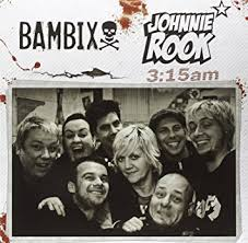 "BAMBIX/JOHNNIE ROOK ""3:15 am"" 10""  (red)"