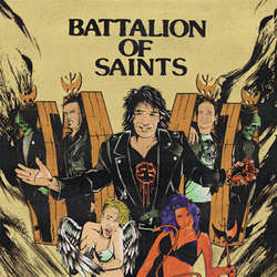 "BATTALION OF SAINTS ""Battalion Of Saints\"" EP"