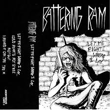 "BATTERING RAM ""Let me fight where I lay..."" CS"