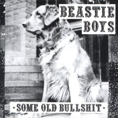 "BEASTIE BOYS ""Some old bullshit"" LP"