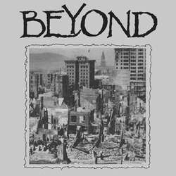 "BEYOND ""No longer at ease"" LP"