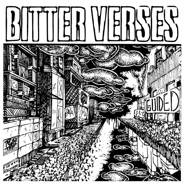 BITTER VERSES/MAKE MY DAY split EP