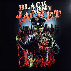 "BLACK ARMY JACKET ""222"" LP"