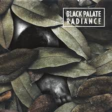 BLACK PALATE/RADIANCE split  EP  (ltd.grey)