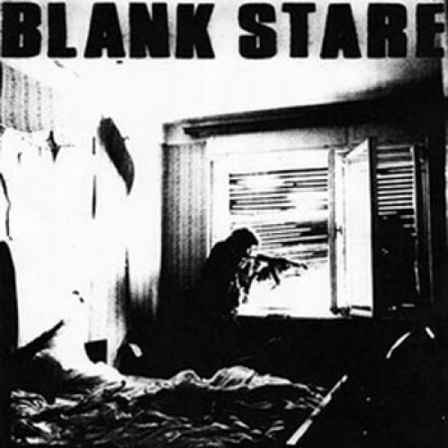 "BLANK STARE  ""Blank Stare""  12"" (1st press, blue)"