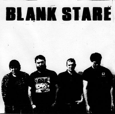 "BLANK STARE ""Suicide"" EP  (3rd press)"