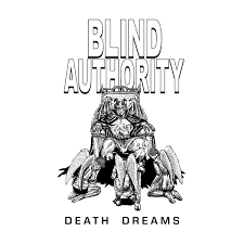 "BLIND AUTHORITY ""Death dreams"" CS"