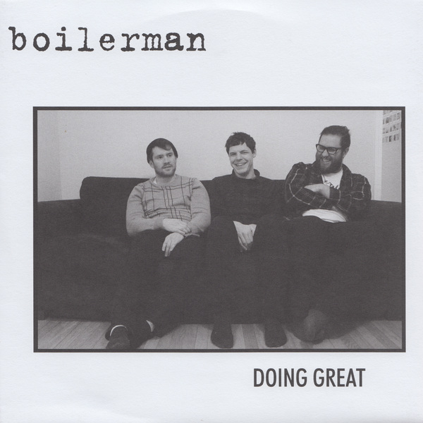 "BOILERMAN ""Doing great"" EP"