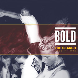 "BOLD ""The search 1985-1989"" 2LP"