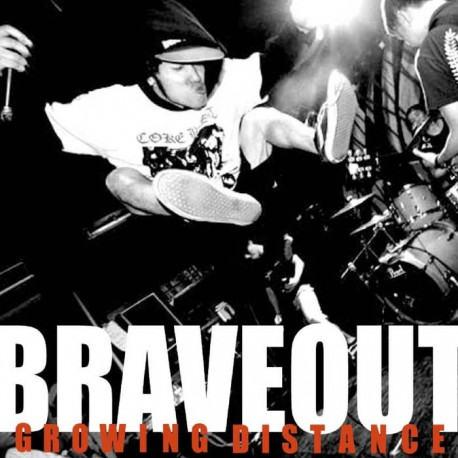 "BRAVE OUT ""Growing distance"" EP"