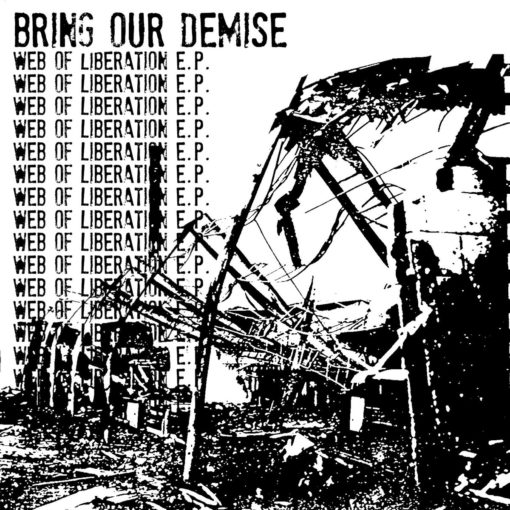 "BRING OUR DEMISE ""Web of liberation"" EP"