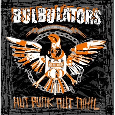 "BULBULATORS ""Aut punk aut nihil"" LP"