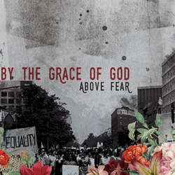 "BY THE GRACE OF GOD ""Above fear"" 12""  (purple)"