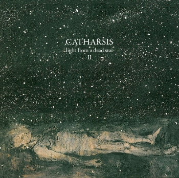 "CATHARSIS ""Light from a dead star II."" DLP (ltd. red)"