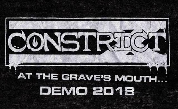"CONSTRICT ""At the grave's mouth..."" demo CS"