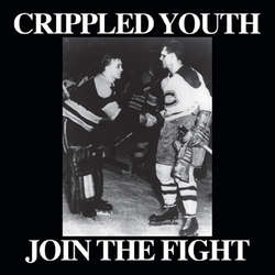 "CRIPPLED YOUTH ""Join the fight"" EP"