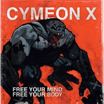 "CYMEON X ""Free your mind free your body"" CD"