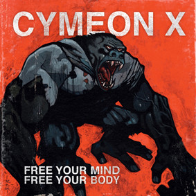 "CYMEON X ""Free your mind free your body"" LP  (green)"