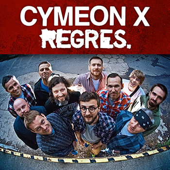 CYMEON X/REGRES  Split EP (ltd. red)