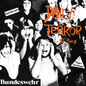 "DAILY TERROR ""B-S Punx"" EP"